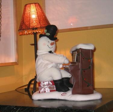 Frostypianist