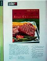 Webersrealgrilling